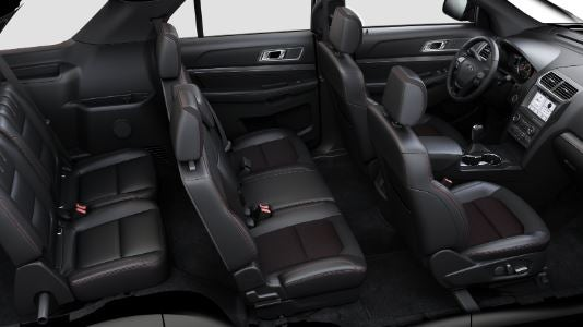 2018 ford explorer xlt ingot silver for sale san antonio alamo heights boerne tx for Texas leather interiors prices