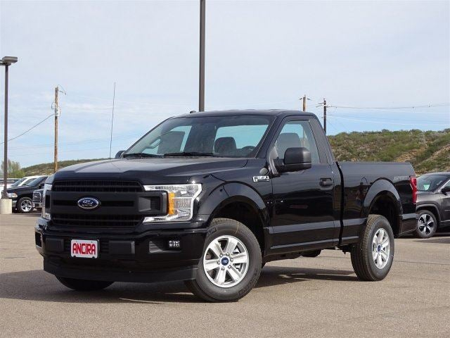 2018 Ford F-150 XL Shadow Black For Sale San Antonio, Alamo Heights, Boerne, TX ...