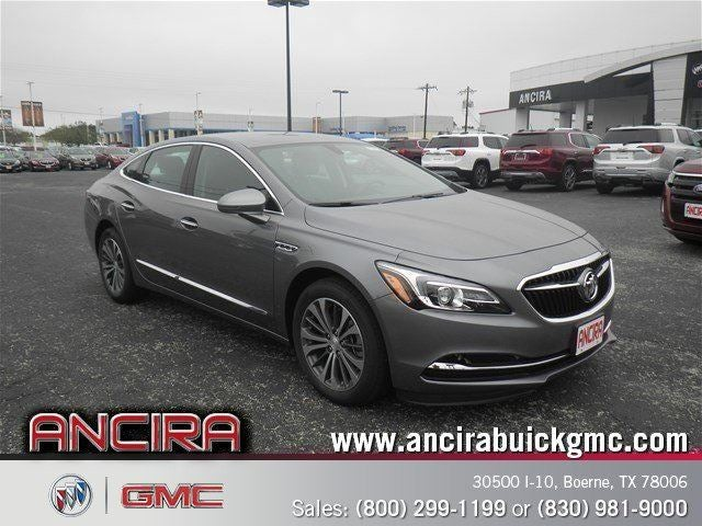 2018 Buick LaCrosse Essence Gasoline Fuel Engine Buick San Antonio for sale near me at Ancira ...