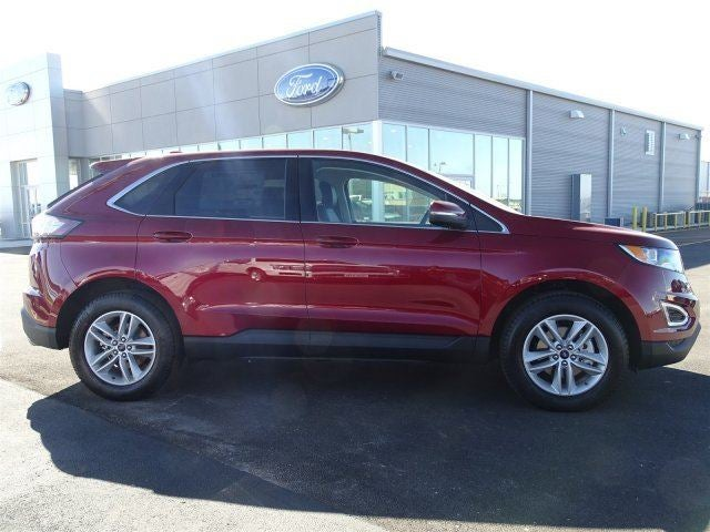 2018 Ford Edge Sel Ruby Red Metallic Tinted Clearcoat For