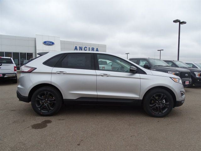 2018 Ford Edge Sel Gas Engine Ford San Antonio For Sale