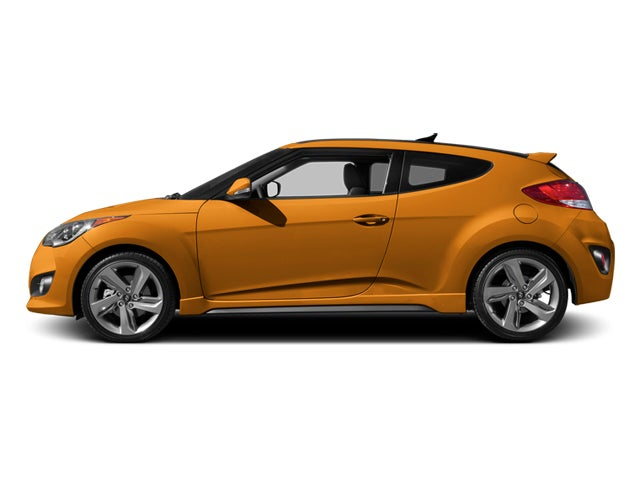 2013 Hyundai Veloster Turbo W/Black Int In San Antonio, TX   Ancira Auto