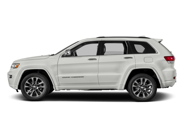 Used 2017 Jeep Grand Cherokee Overland in San Antonio near Boerne
