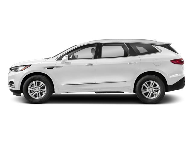 2018 Buick Enclave Premium Summit White For Sale San Antonio Alamo Heights Boerne Tx