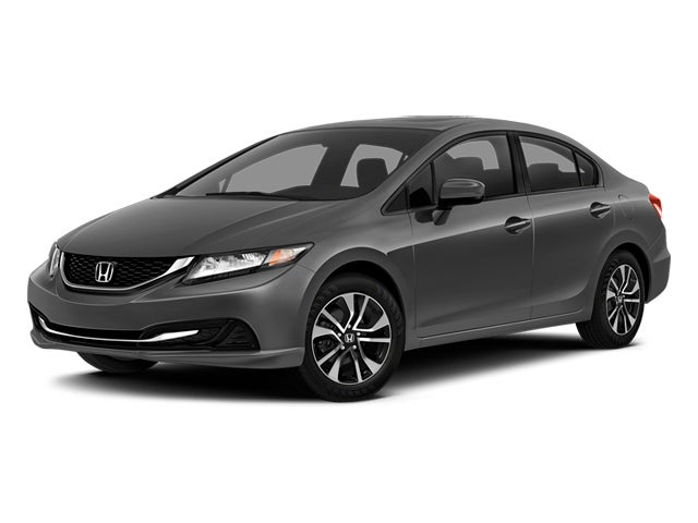 Used 2014 Honda Civic Sedan Ex For Sale In San Antonio Castroville