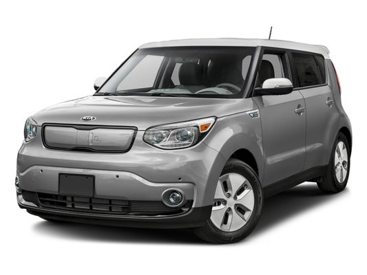 2016 Kia Soul Ev In San Antonio Tx Ancira Auto Group