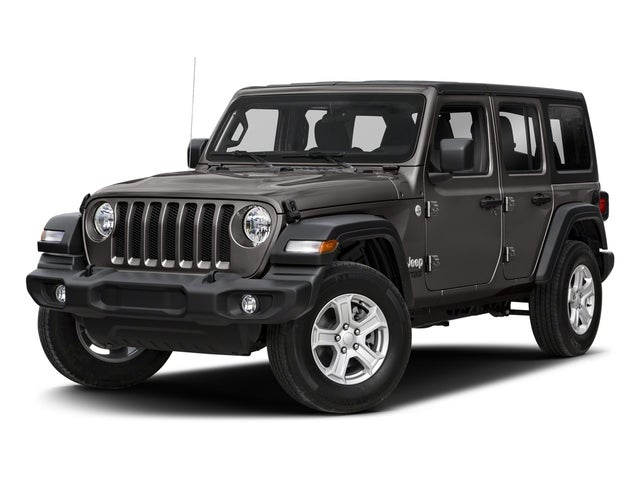Wrangler Jl Sport >> 2018 Jeep Wrangler Unlimited Sport Granite Crystal Metallic Clear Coat Exterior Paint For Sale ...