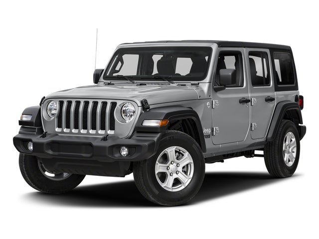 Used Armored Cars For Sale Price >> 2018 Jeep Wrangler Unlimited Sahara Billet Silver Metallic Clear Coat Exterior Paint For Sale ...