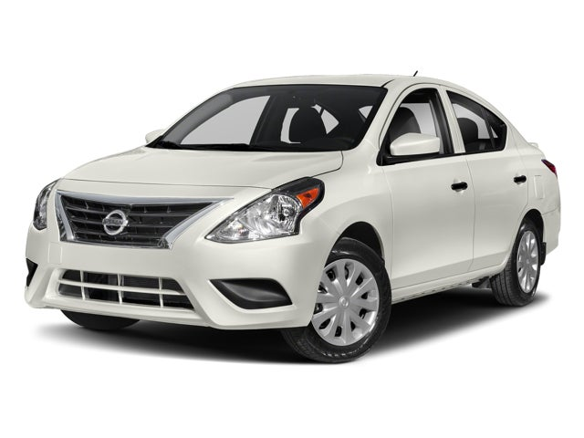 2018 Nissan Versa Sedan S Gasoline Fuel Engine Nissan San