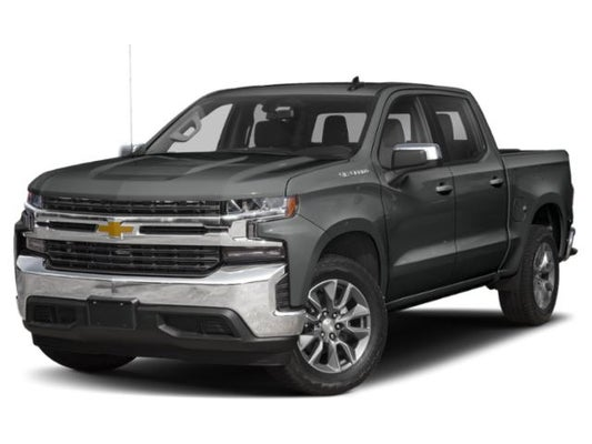 2019 Chevrolet Silverado 1500 Rst Shadow Gray Metallic For Sale San