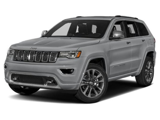 2019 Jeep Grand Cherokee Limited Billet Silver Metallic