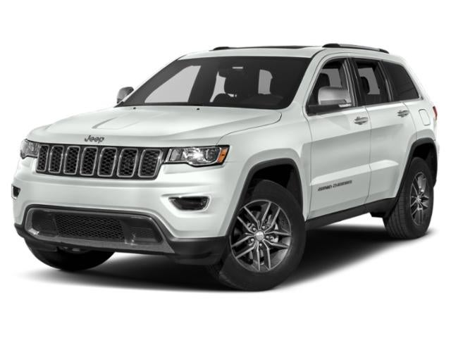 2019 Jeep Grand Cherokee Overland Bright White Clearcoat For Sale