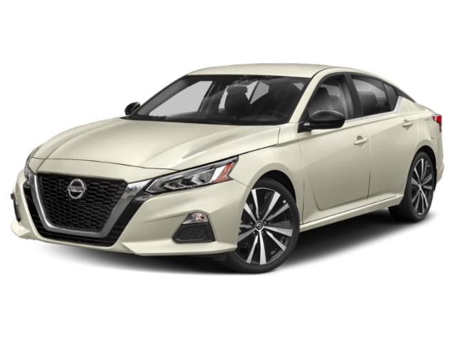 2019 Nissan Altima 2 5 Sr Pearl White Tricoat For Sale San Antonio