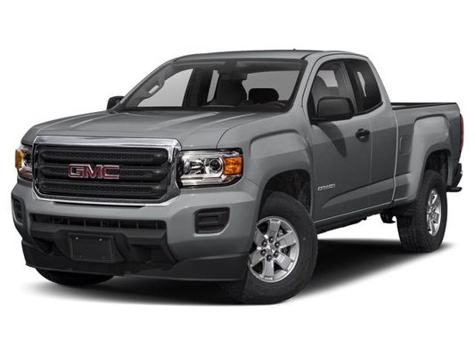 2020 Gmc Canyon Sle Satin Steel Metallic For Sale In San Antonio
