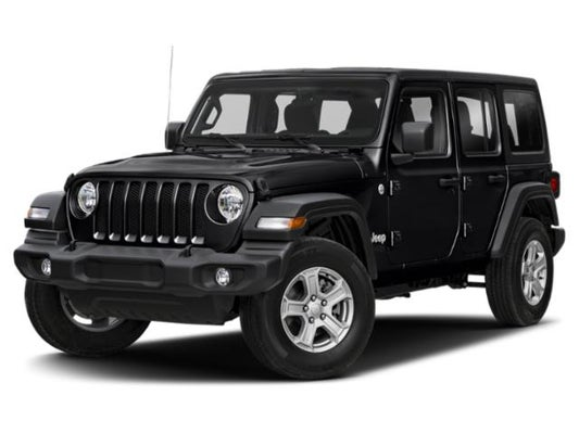 Black Jeep Wrangler Unlimited >> 2020 Jeep Wrangler Unlimited Willys