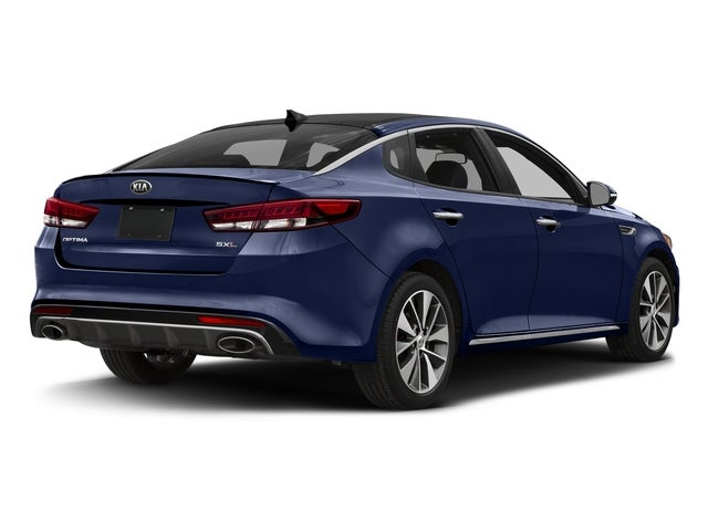 Ancira Eagle Pass >> 2018 Kia Optima SX Horizon Blue For Sale San Antonio, Selma, Alamo Heights, Boerne, Castroville ...