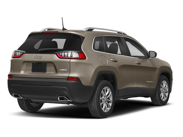 2019 Jeep Cherokee Latitude Plus Light Brownstone Pearl ...