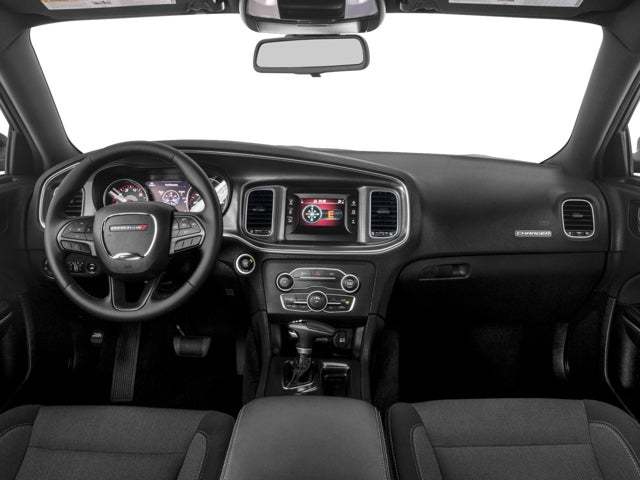 Awesome 2016 Dodge Charger Inside