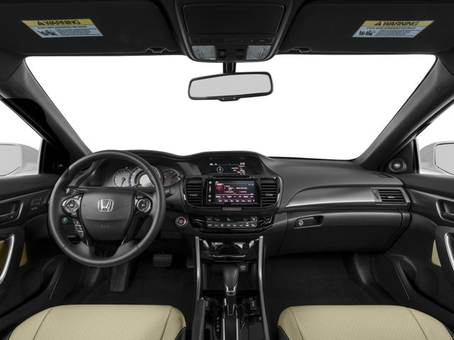 2013 Honda Accord Coupe Review New Accord Coupe Makes A Sporty
