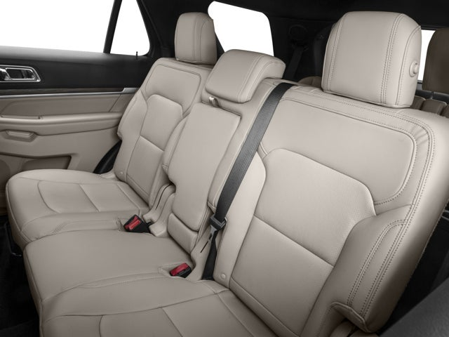 2017 Ford Explorer Limited In San Antonio Tx Ancira Auto Group