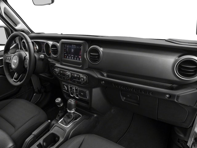 2018 Jeep Wrangler Unlimited Sport In San Antonio Tx Ancira Auto Group