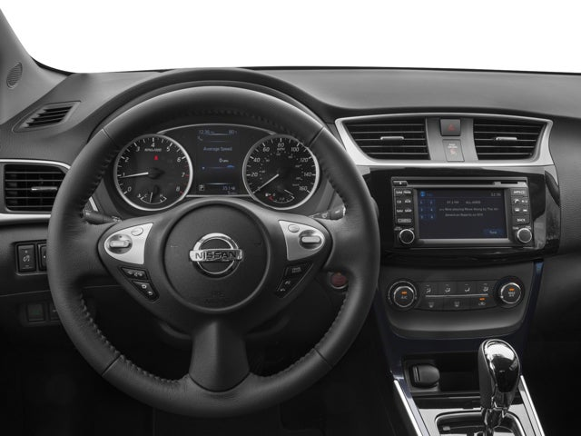 2018 Nissan Sentra Sr Turbo In San Antonio Tx Ancira Auto Group