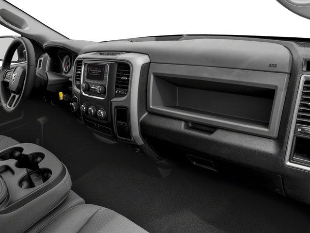 2018 Ram 1500 Tradesman Quad Cab 4x2 6 4 Box