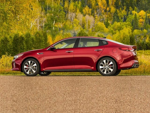2018 Kia Optima S In San Antonio Tx Ancira Auto Group