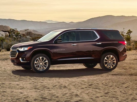 2020 Chevrolet Traverse High Country Mosaic Black Metallic For Sale
