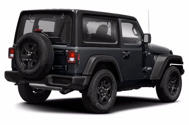 2019 Jeep Wrangler Sport S Sting Gray Clear Coat Exterior