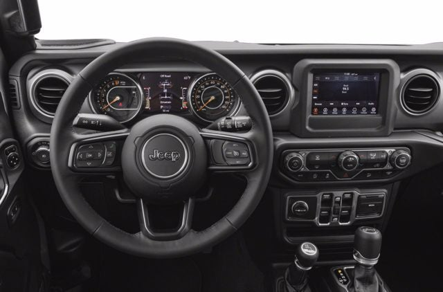 2019 Jeep Wrangler Unlimited Sahara 4x4 Bright White Clear