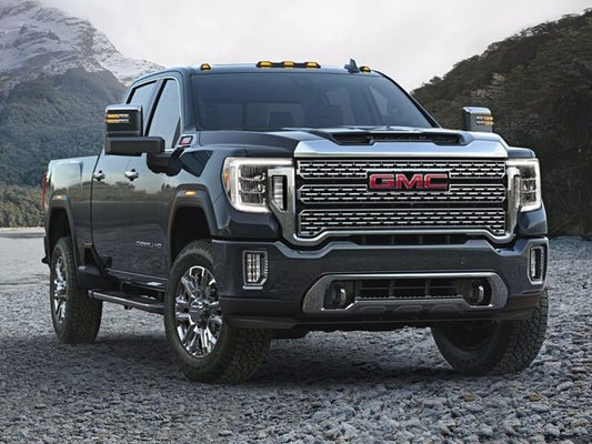 2020 GMC Sierra 2500HD Denali Onyx Black For Sale San