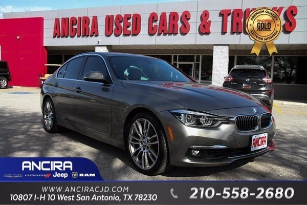 Used 2017 Bmw 3 Series 330i For Sale In San Antonio Castroville Helotes Boerne Floresville New Braunfels Eagle Pass Laredo Tx Wba8b9g59hnu09547 Used Cars San Antonio