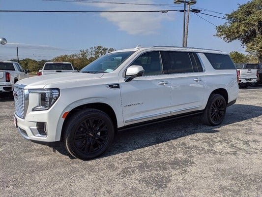 Ancira Used Cars >> 2021 GMC Yukon XL Denali White Frost Tricoat For Sale in ...
