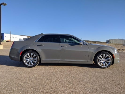 Ancira Eagle Pass >> 2019 Chrysler 300 TOURING Ceramic Grey Clear Coat For Sale ...