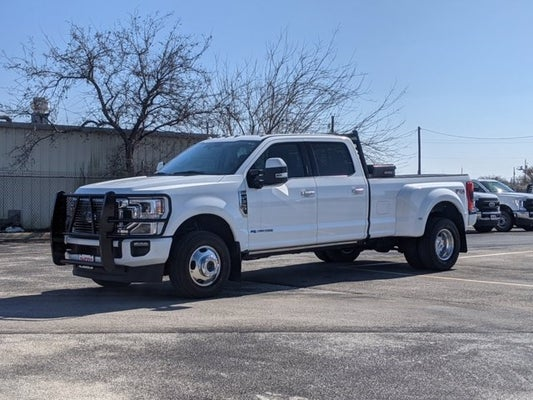 Ancira Used Cars >> 2020 Ford Super Duty F-350 DRW Limited Star White Metallic ...